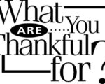 10 Things I'm Thankful For…