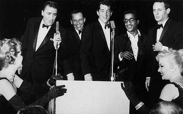 Rat Pack on Stage