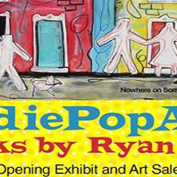 Ryan Neal Art Exhibit & Sale