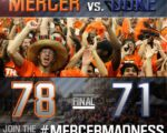 Mercer Bears Historic Upset of Duke